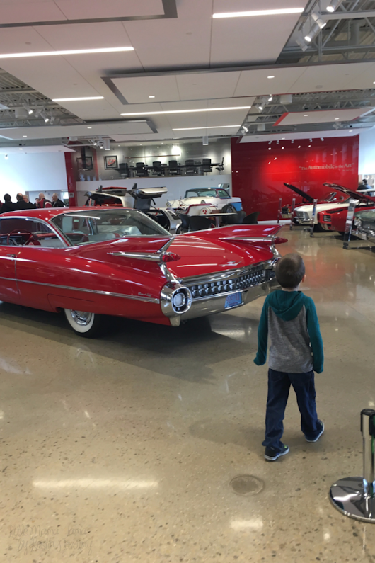 The Automobile Gallery in Green Bay - Little Mama Jama