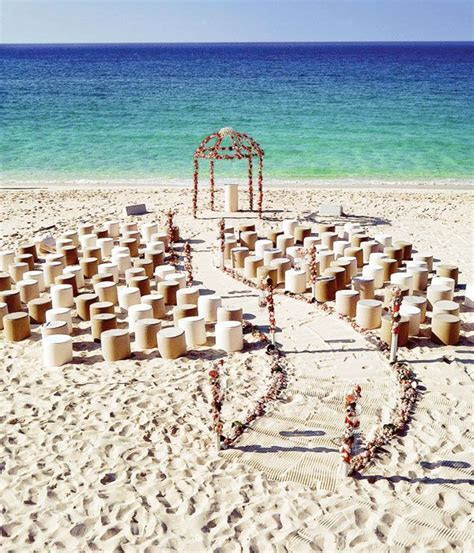50 Beach Wedding Aisle Decoration Ideas   Beach wedding