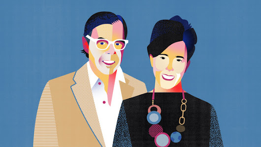 🔊 Listen Now: Kate Spade: Kate & Andy Spade