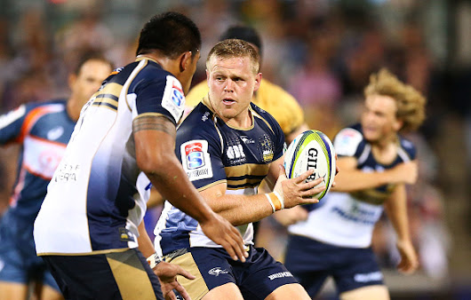 Larkham makes three Brumbies changes for Blues