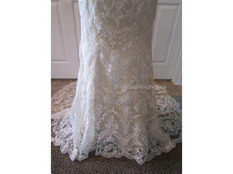 Kitty Chen Mariella V1708, $949 Size: 10   Sample Wedding