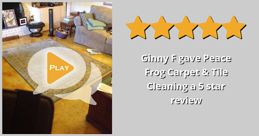 Peace Frog Carpet & Tile Cleaning
