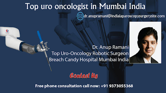 Dr. Anup Ramani Offers Robotic Radical Prostatectomy With Favorable Results: Medical Press Releases