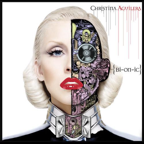 Christina Aguilera - BIONIC - D*Face