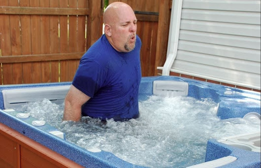 What's the best temperature for a hot tub in the winter? - Royal Spa