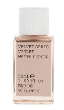 Velvet Orris Violet White Pepper Korres Feminino