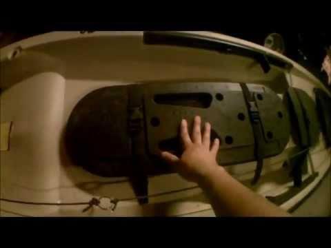 fishntv ocean kayak trident 13 cutting board corian cutting boards