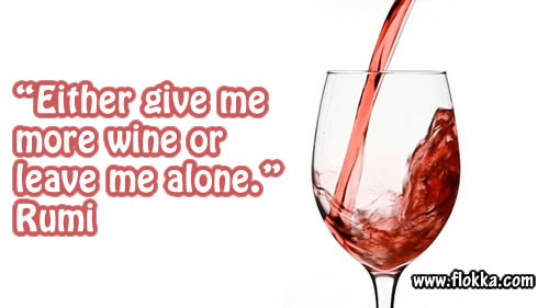 30 Famous Quotes About Wine