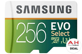 Deal: Samsung EVO Micro SD Cards Starting at $10 – 11/23/17
