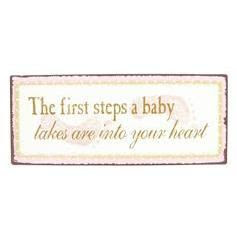 My Baby First Steps Quotes