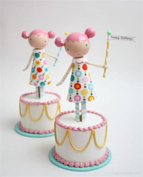 17 Best images about ? Clothespin dolls ? on Pinterest