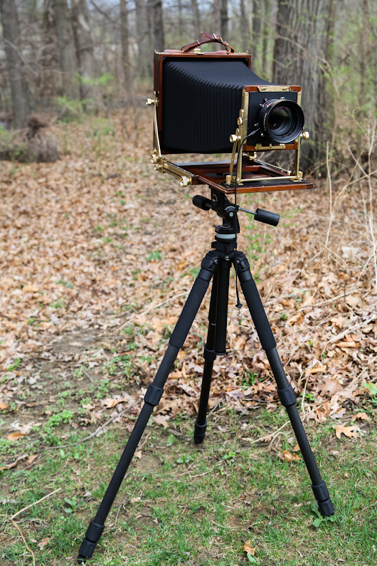 Gear Review: Induro CT414 Carbon Fiber Tripod