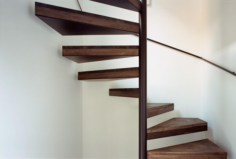 Diseño de escaleras #32
