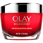 Olay Regenerist Micro-Sculpting Cream Face Moisturizer - 1.7 oz