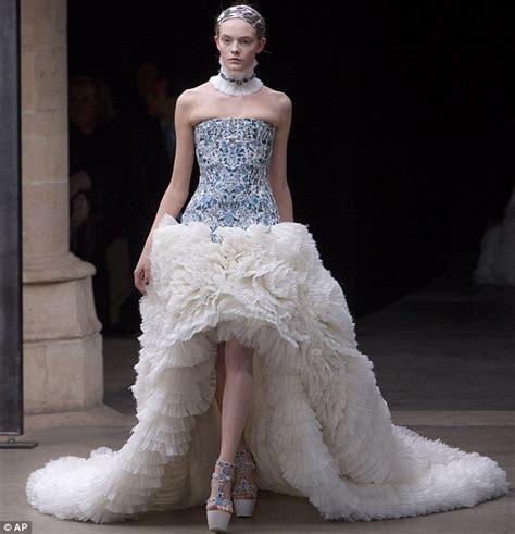 Kate Middleton's Royal wedding dress: Sarah Burton unveils