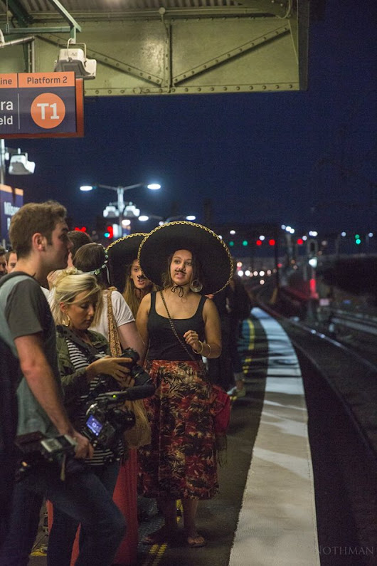 Are you a culture hacker? How Train Tracks hacked the commuter experience