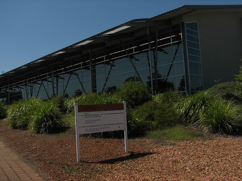 Palmerston campus Library