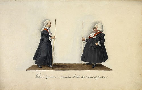 Dezembargadores, or Members of the Hight Court of Justice