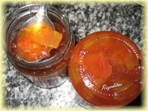 mermelada de sandia