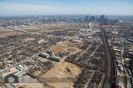Aerial Real Estate Photography in Dallas - DTX Media