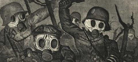 Hamburgo reúne los dibujos más descarnados de Otto Dix