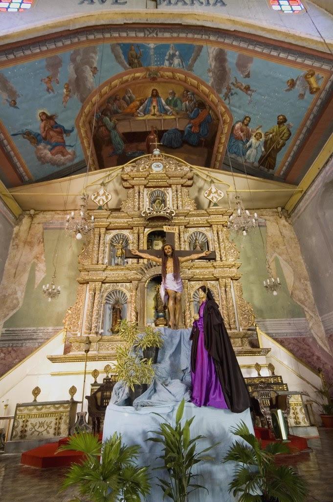 baclayon altar