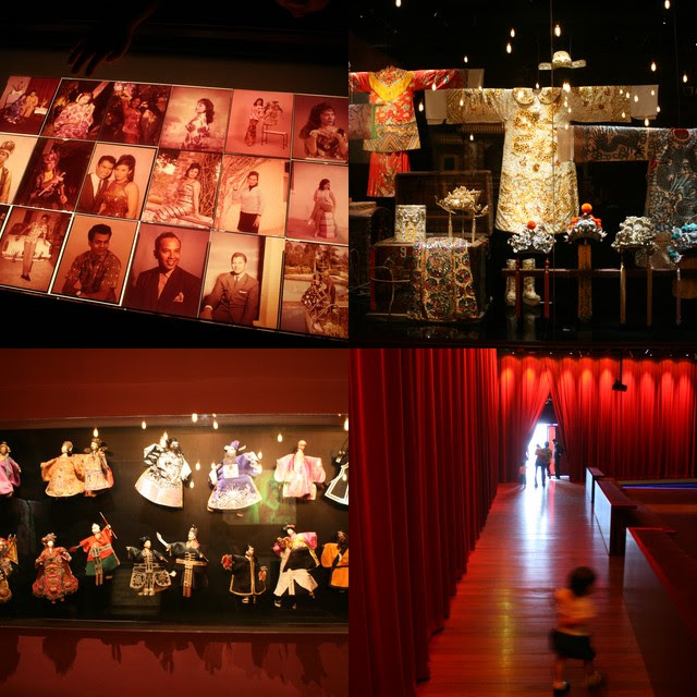 The Living Gallery: Film and Wayang