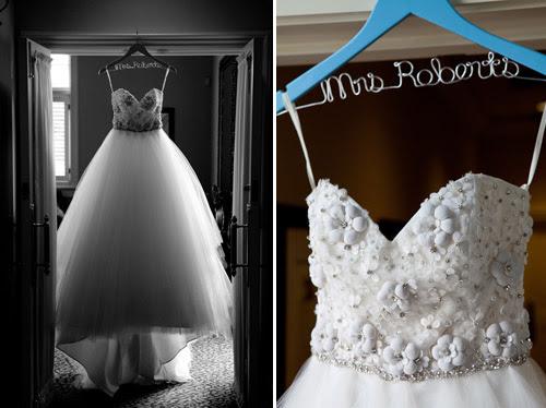 Wedding Dress Hanger Secret Now