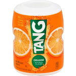 Tang Drink Mix, Orange - 20 oz canister
