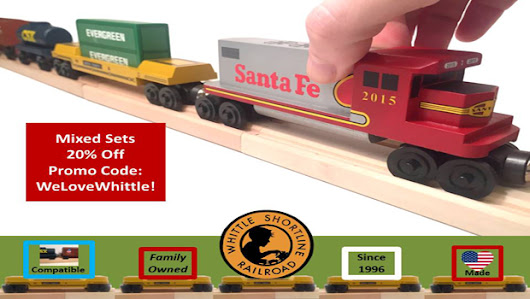 The Whittle Shortline Railroad - A Time Out for Mommy