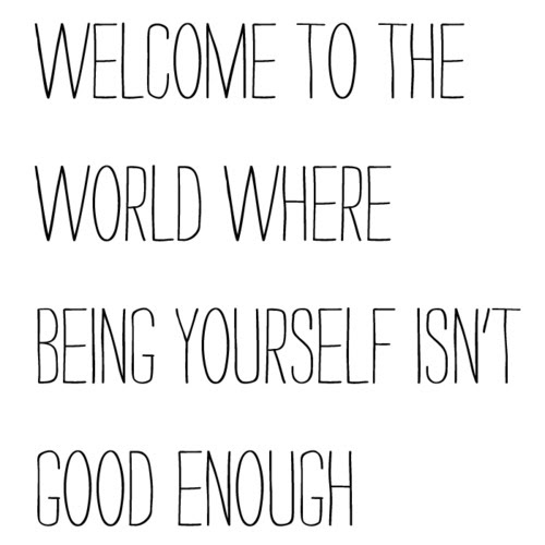 Quotes About Being Enough For Yourself 16 Quotes