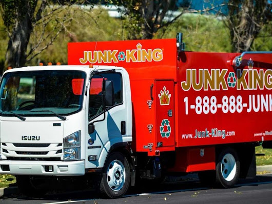Junk King Expands Its Rule: Now Conquering Junk Removal throughout Temecula