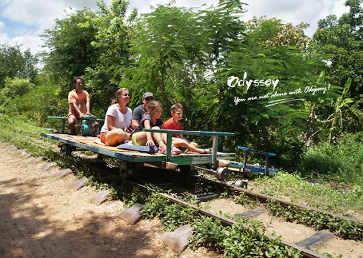 How Long Will Cambodia's Traveler-loved Bamboo Train Run? | My Odyssey Tours