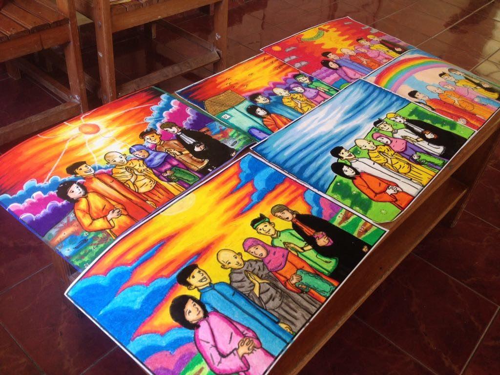 Sdk Don Bosco Raih Juara 1 Lomba Menggambar Mirifica News