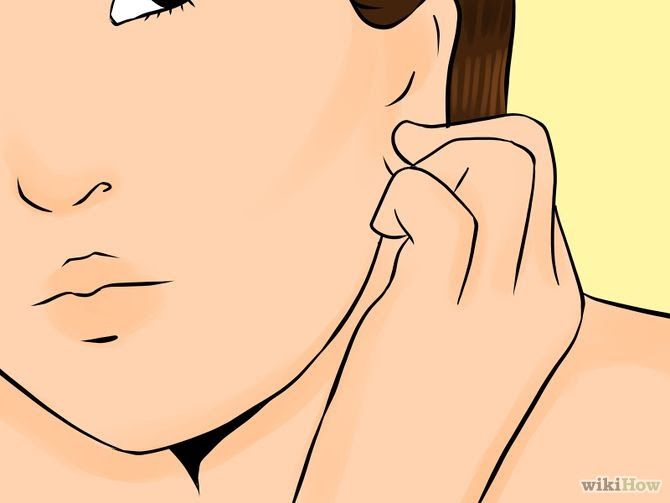How To Reopen A Partially Closed Ear Piercing Hole Teachpedia