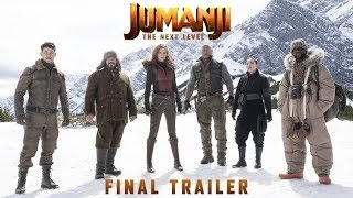 Jumanji: The Next Level (2019) English Movie | Star Cast and Crew | official Trailer | English New Movie