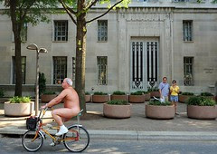 naked bike ride in DC
