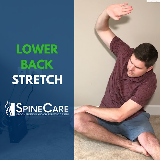 Low Back Relief | SpineCare | Chiropractic in St. Joseph, MI