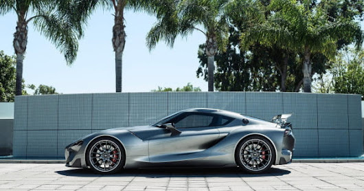 Toyota trademarks S-FR name, fueling more Supra rumors