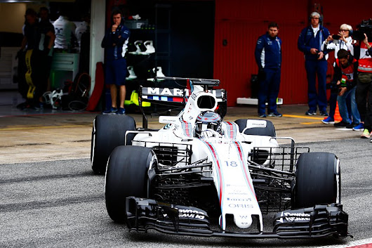 Williams Racing F1 team uses 3D printing for new car development