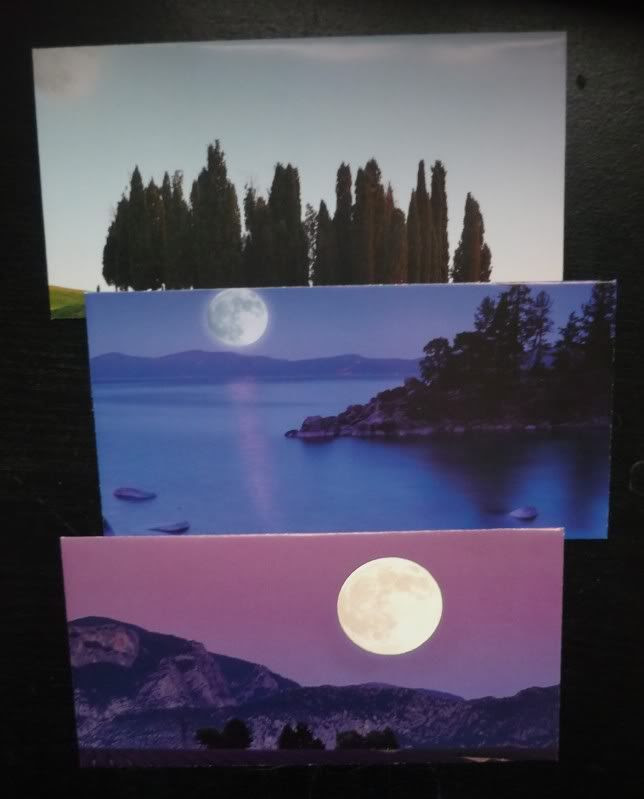 Moon Envelopes Example Pack