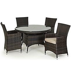 Garden dining tables & chairs - Furniture | Debenhams