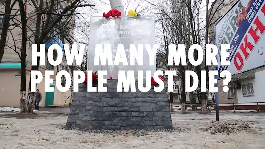 Film Advert By MEX: How Many More People Must Die | Ads of the World™