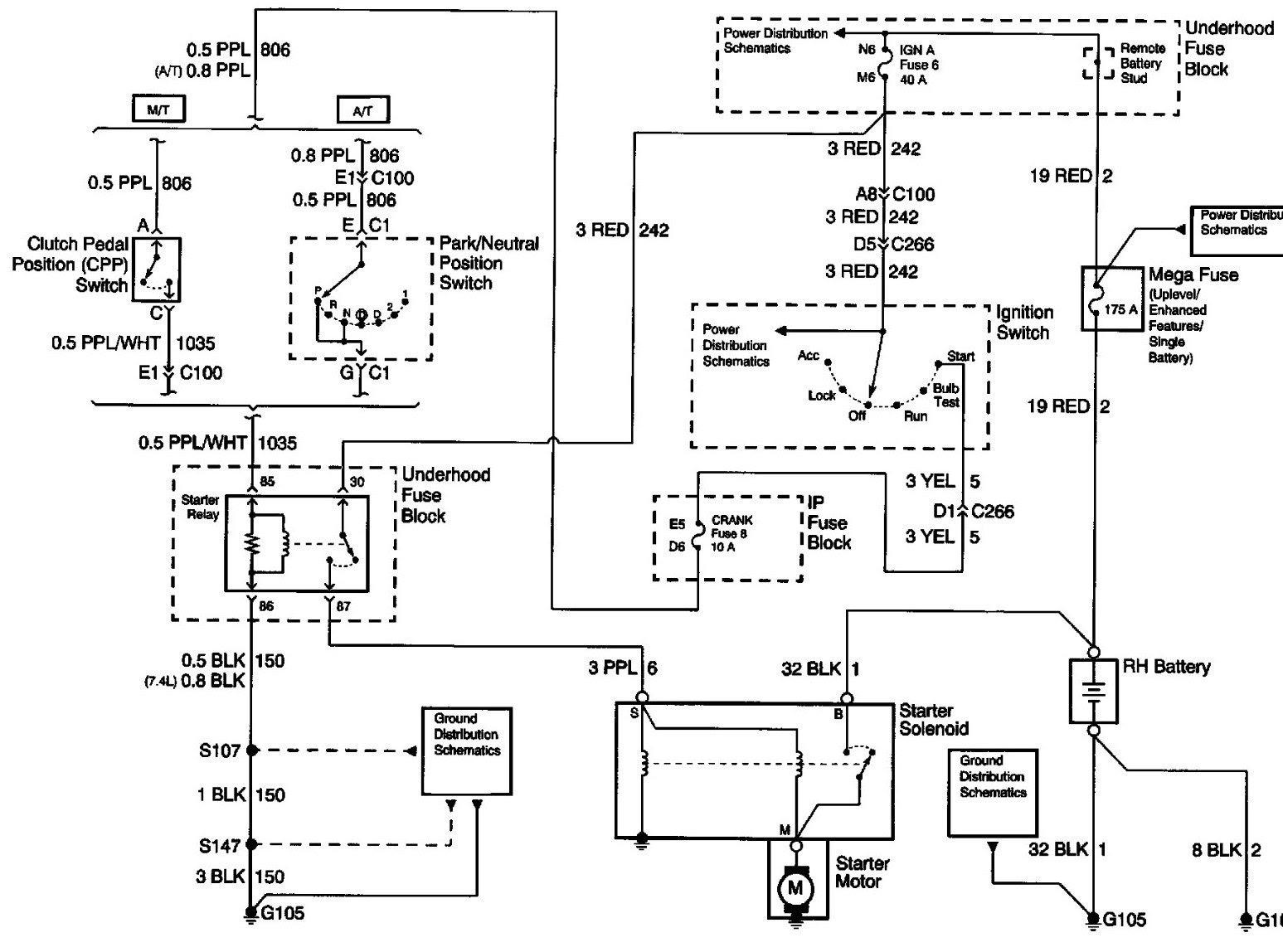 Cadillac Stereo Wiring Diagram