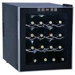 THERMO-ELECTRIC WINE COOLER (16-BOTTLES