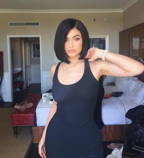 I'm not pregnant: Kylie Jenner