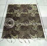 Placemat Mendong Batik AN