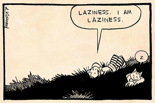 Laugh-Out-Loud Cats #1721 by Ape Lad