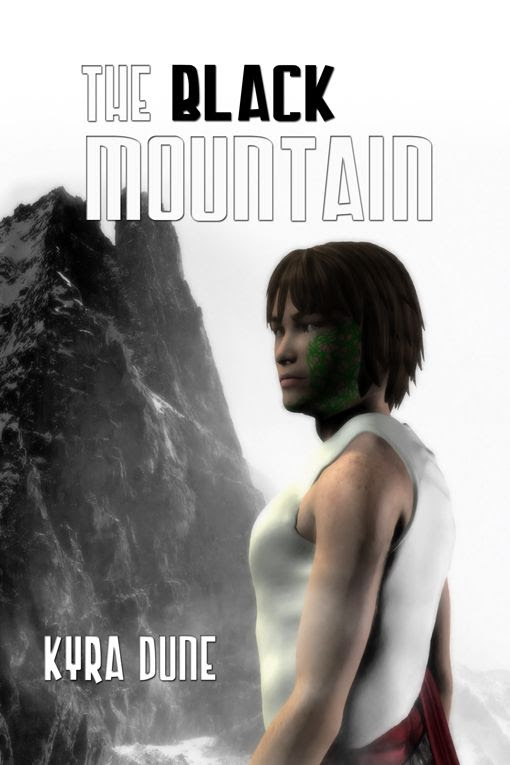 The Black Mountain (Sequel to Dragonstar) by Kyra Dune (YA Epic Fantasy)