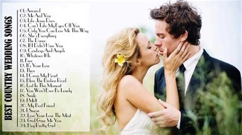 Best 24 Country Wedding Songs 2015   YouTube